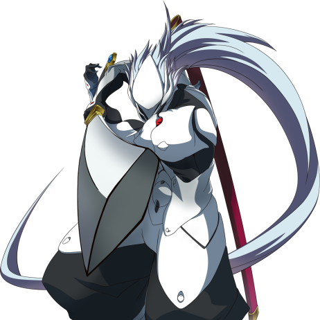 One of the Legendary Six Heroes, Hakumen