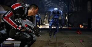Mass Effect 2 Screen
